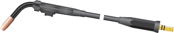 Compact 160 Amp MIG Gun